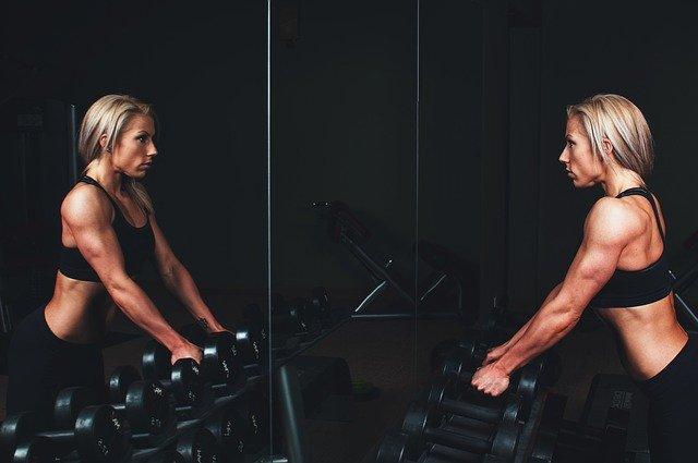 Cvičení na tvorbu svalů