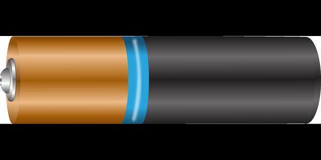klasická tužková baterie